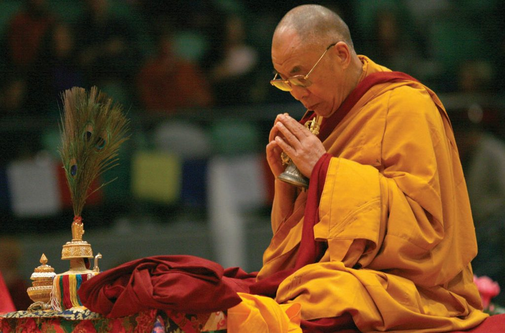 Science, Mindfulness and Analytical Meditation: How the Dalai Lama Rocks His Morning Practice